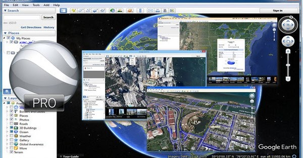 Download Google Earth Pro For Windows