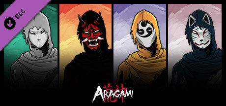 Aragami Assassin Masks-HI2U