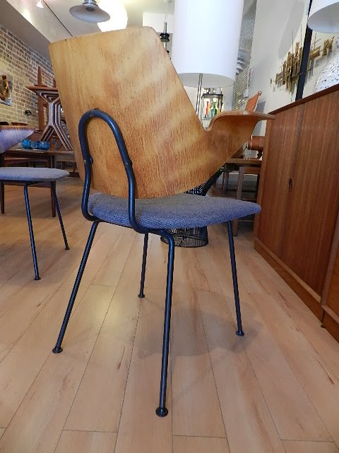 Zig Zag Robin Day Chairs Sold