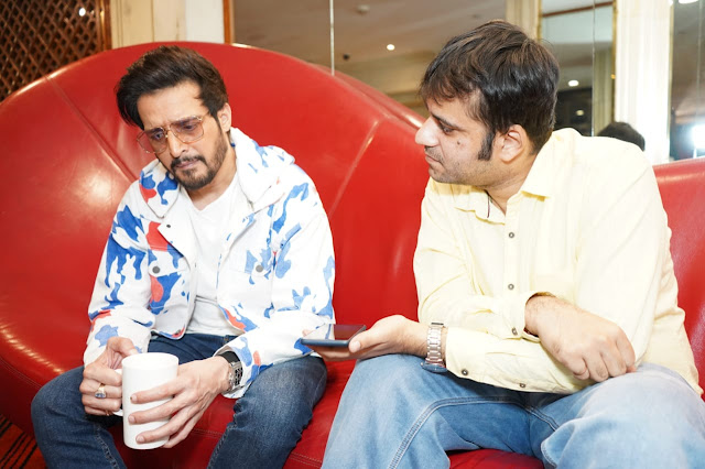 A rendezvous with actor Jimmy Shergill