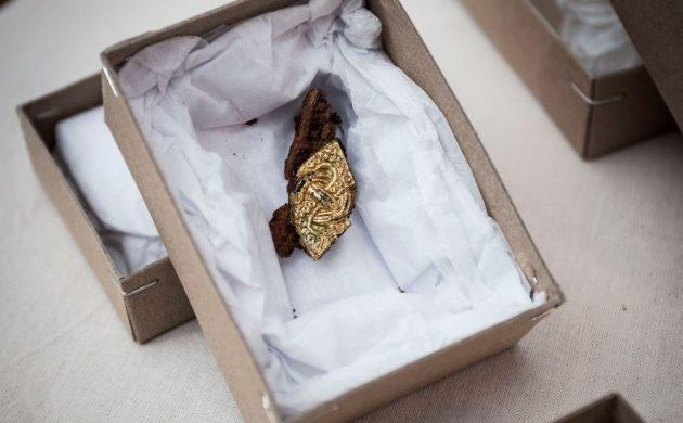 Une importante découverte archéologiqe de l'âge des Vikings au Danemark