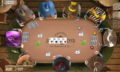Governor of poker 2 apk full version free