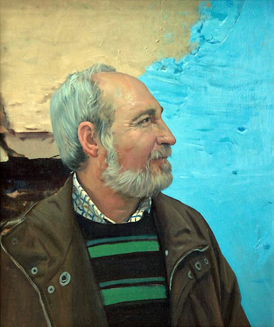 Andrés García Ibáñez,  International Art Gallery, Portrait