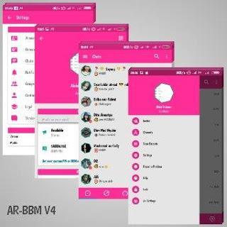 BBM Mod AR-BBM V4 Base V3.2.0.6 Apk