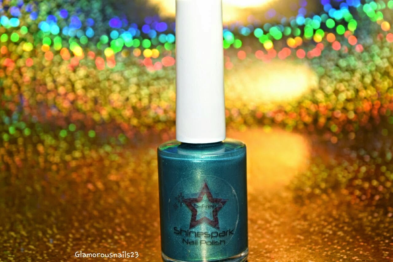 Shinespark Polish Peacock