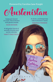 Book cover: Austenistan, edited by Laaleen Sukhera
