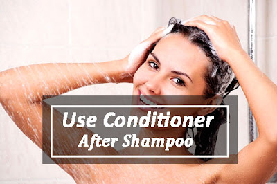 How To Use Conditioner After Shampoo