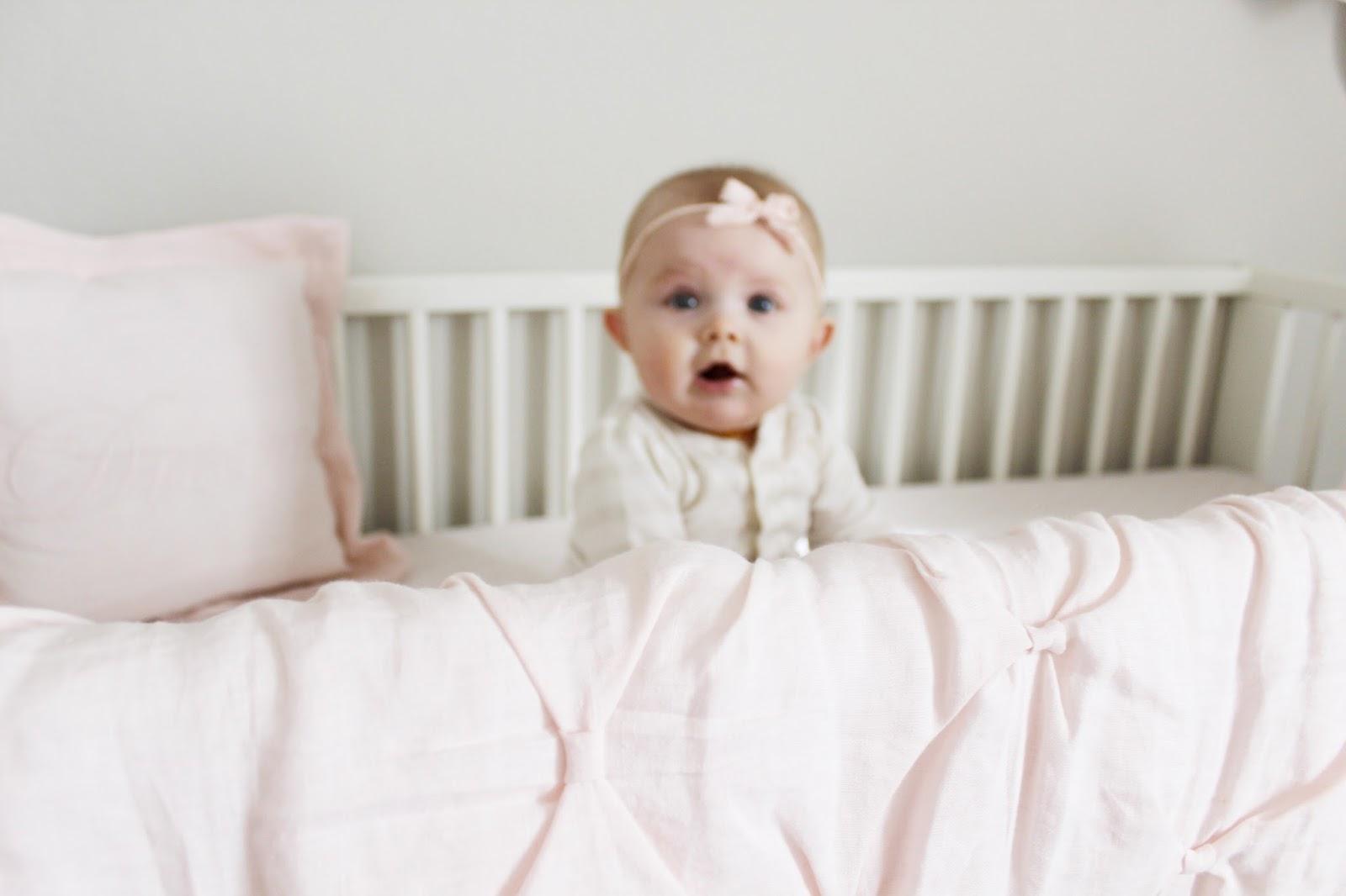 Aubrey Kinch The Blog Hollyn S Nursery 6 Months Later