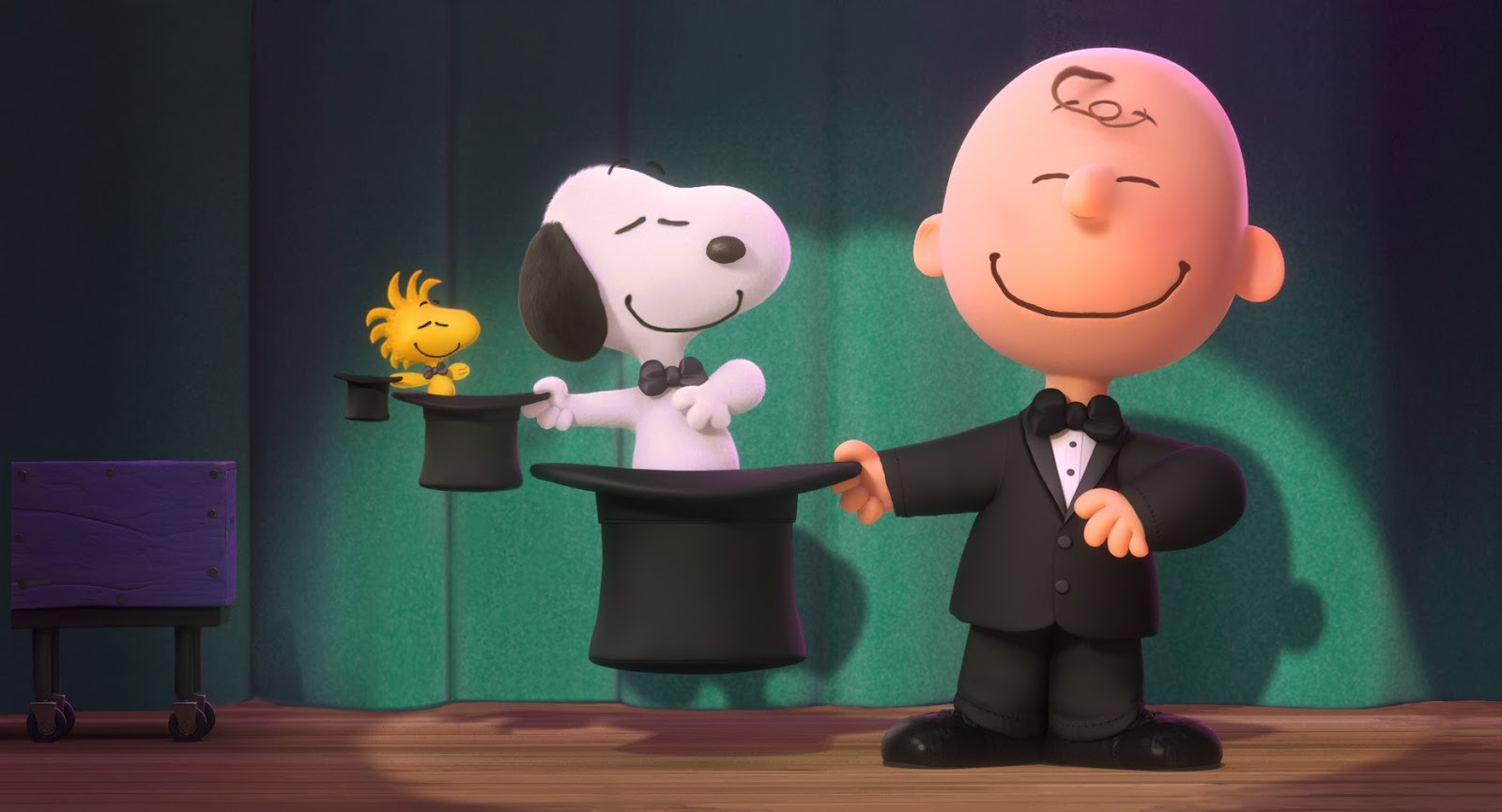 Peanuts movie giveaways