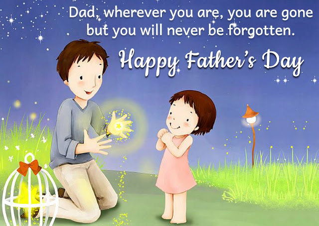Happy Fathers Day Wishes SMS