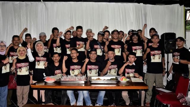Sohib Biem Benyamin Deklarasikan Dukungan untuk Prabowo-Anies di 2019