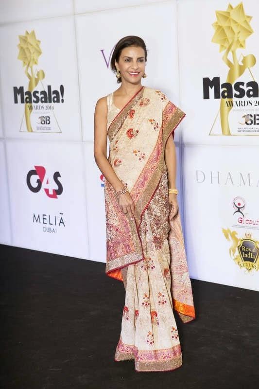 Minal Bodani, Masala! Awards 2014 Photo Gallery
