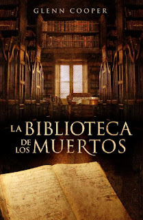 La biblioteca de los muertos libro