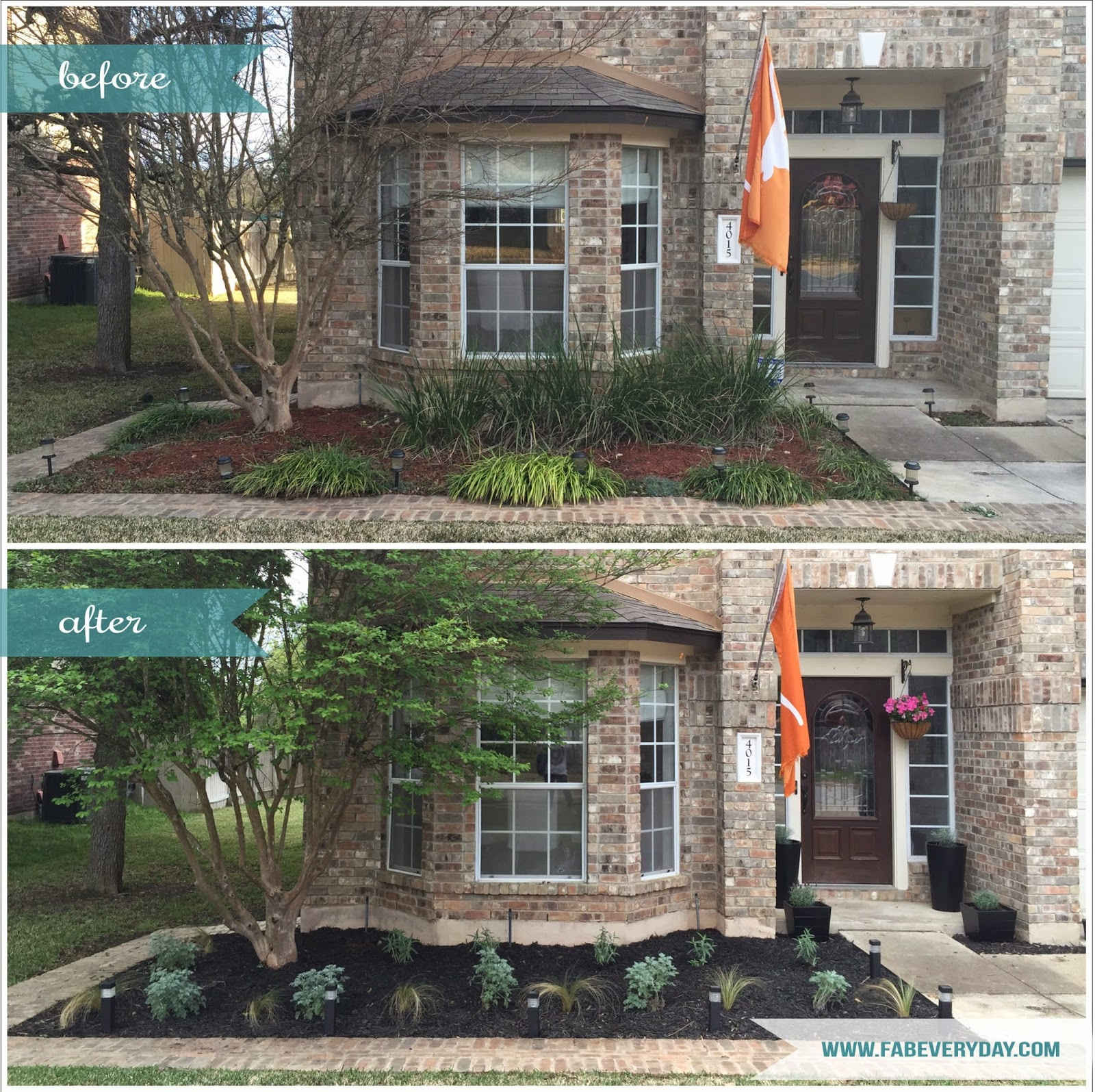 Backyard Transformation Before After: Because Everyday Life Should Be Fabulous