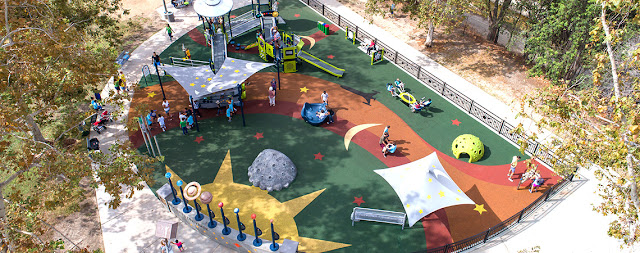 Prestige Finsberry Park Playground