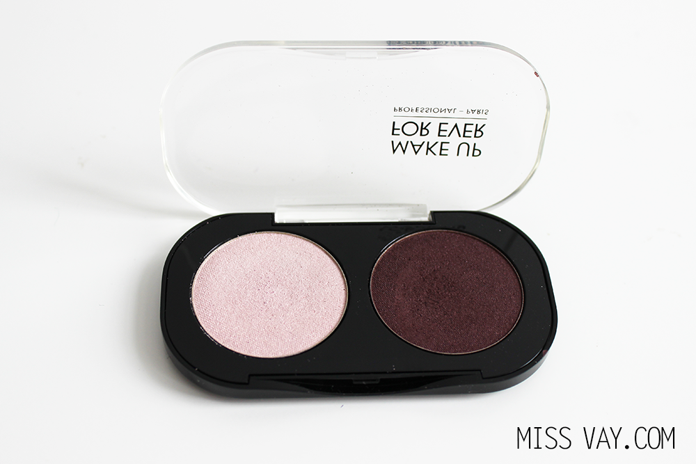 Les fards Artist Shadow de Make Up For Ever I-872 S-832