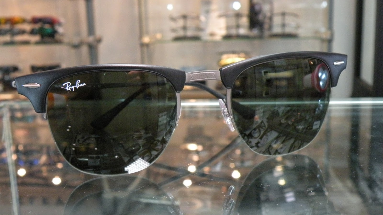 Ray Ban Tech Light Ray RB8056 Clubsmater Style 太陽眼鏡