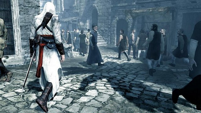 Assassins Creed Game Play