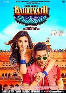 Badrinath Ki Dulhania Trailer Download (2017) HD 720p 43mb