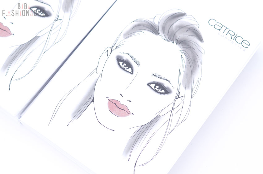 Catrice Herbst Winter Event 2016 München Facechart