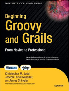 best books to learn Groovy and Grails
