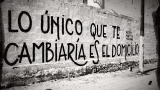 """""""Lo único que te cambiaría es el domicilio."""" Eduardo Galeano"""