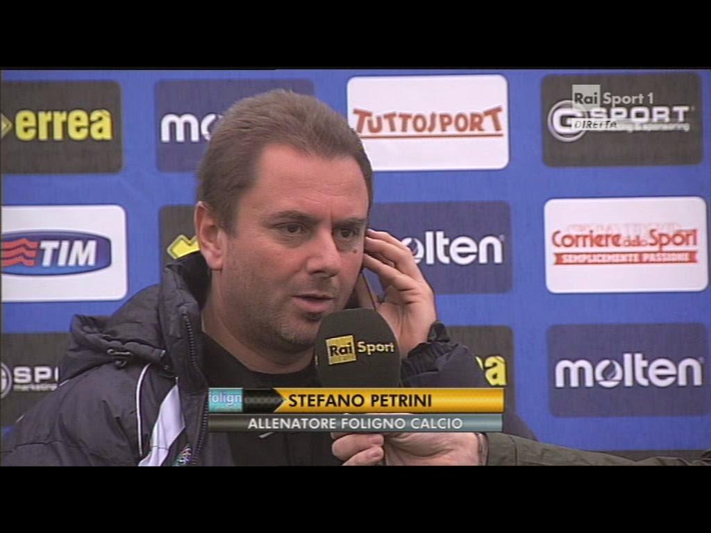 Mr Petrini del Foligno. fotosportnotizie.com