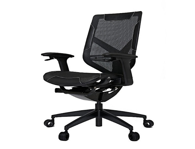 best ergonomic office chair adjustable arms design