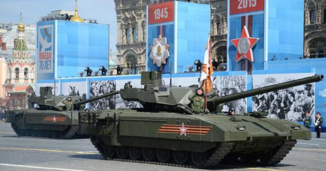 Real unmanned russian robotic tanks by 2017, AI, combat