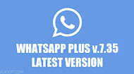 Download WhatsApp Plus v.7.35 Latest Version Android