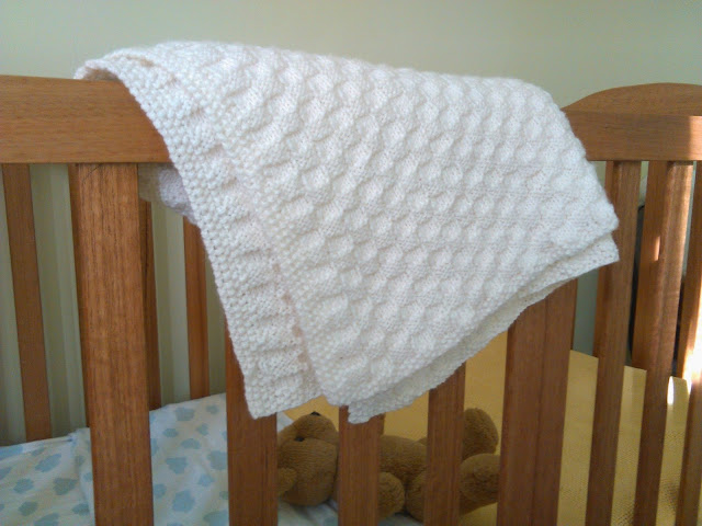Check Baby Blanket