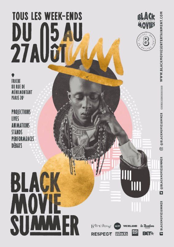 LE FESTIVAL BLACK MOVIE SUMMER 2017