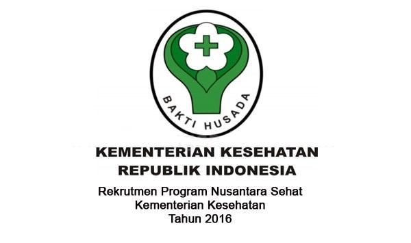 KEMENTERIAN KESEHATAN RI : DOKTER, BIDAN, PERAWAT DAN TENAGA AHLI - NON PNS, INDONESIA
