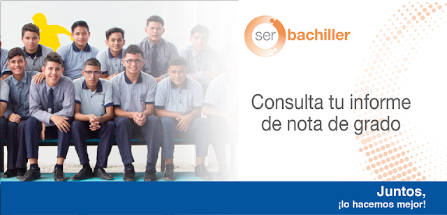 Informe Nota de Grados ser bachiller INEVAL 2017