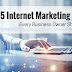 5 Internet Marketing Basics Every Business Owner Should Know