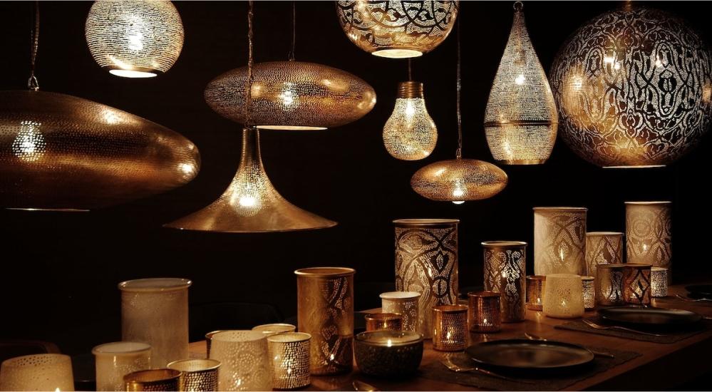 lampu artisan