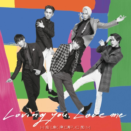 CODE V – Loving you, Love me – Single