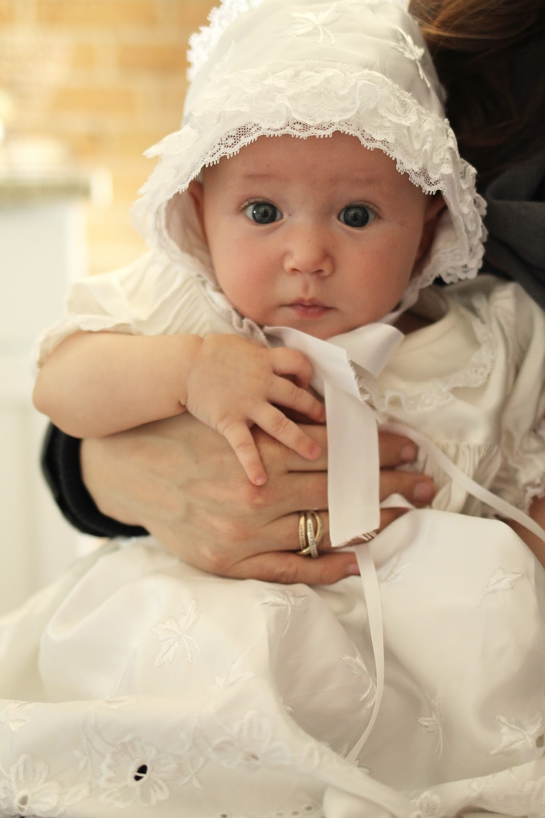 baptism, gown, dress, baby girl