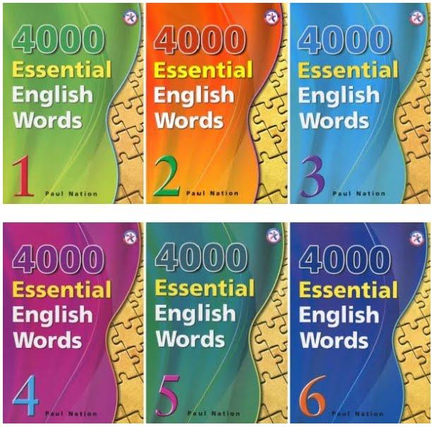 4000 Essential English words Audio