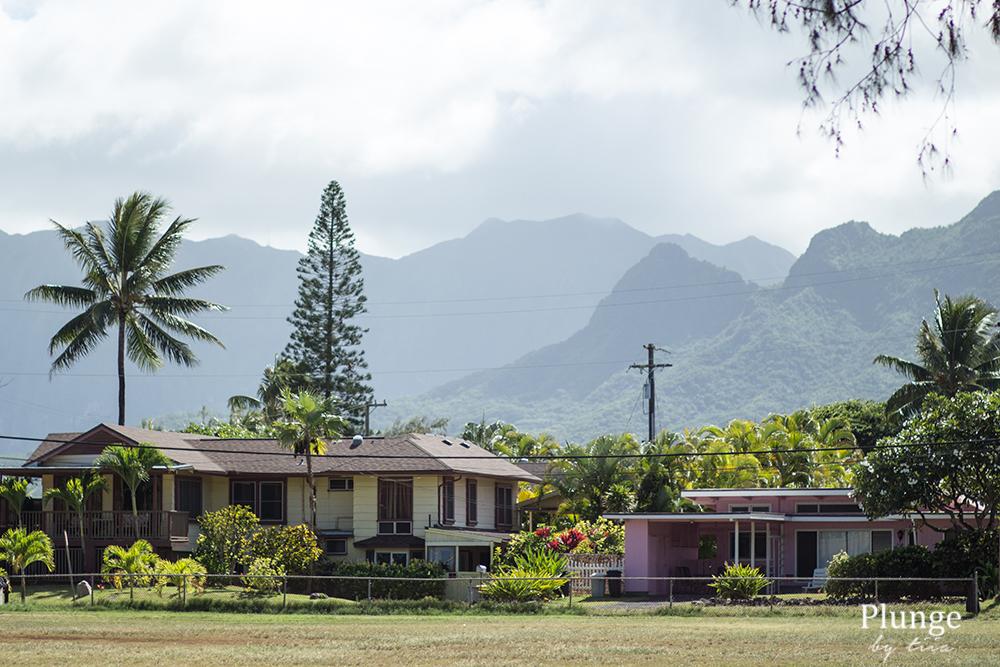 Houses in Kailua