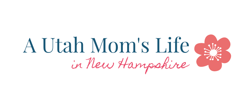 A Utah Mom's Life in New Hampshire
