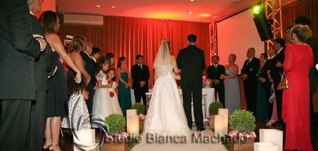 fotos de casamento em salao