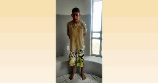 Em Cuité, homem é preso após tentar assaltar posto de gasolina