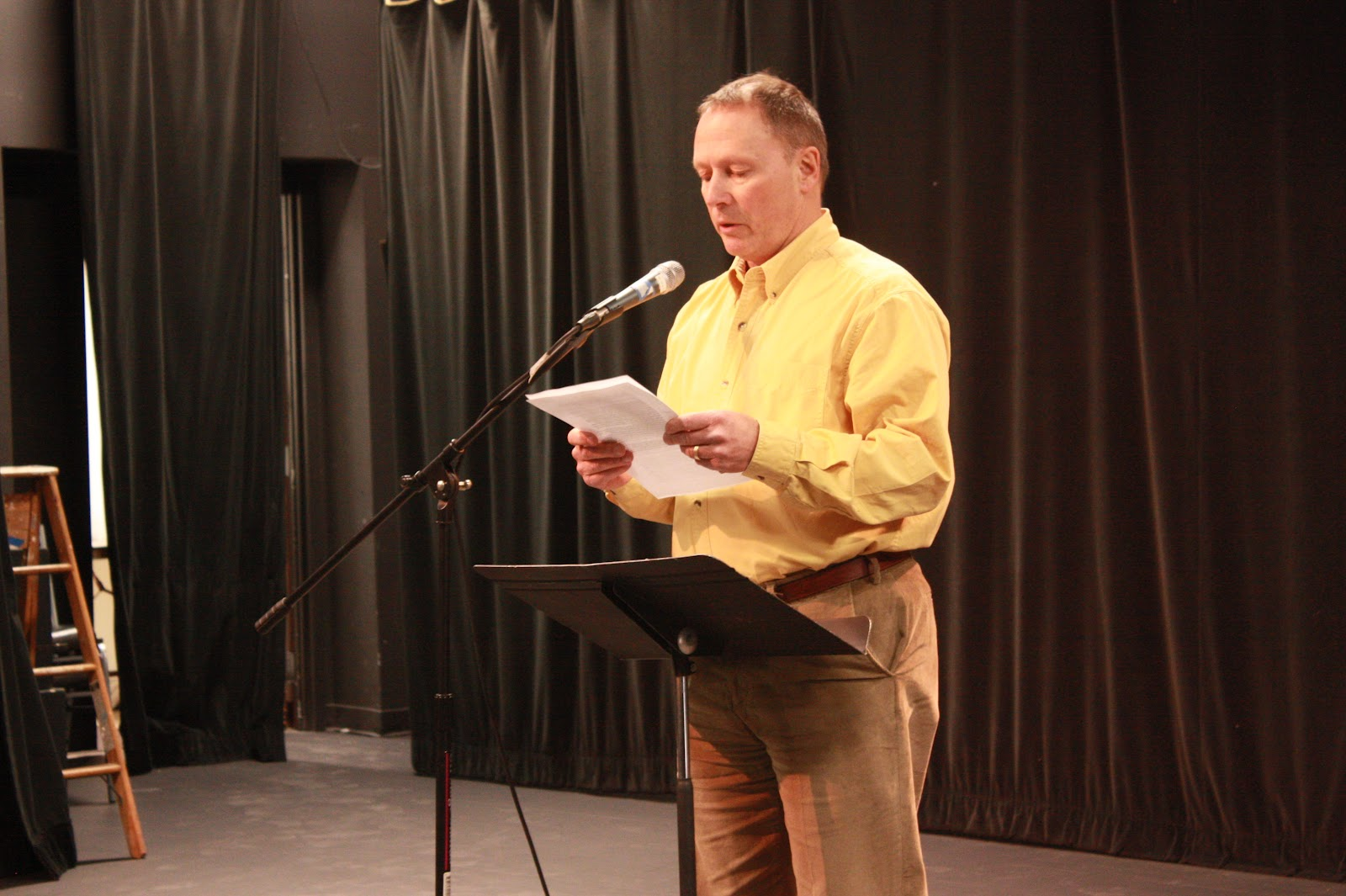 Poetry + Prose Open Mic, March 11 - Albany Poets