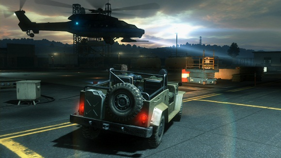 Metal Gear V Phantom Pain crack V1