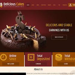 Delicious Cakes: обзор и отзывы о deliciouscakes.biz (HYIP СКАМ)