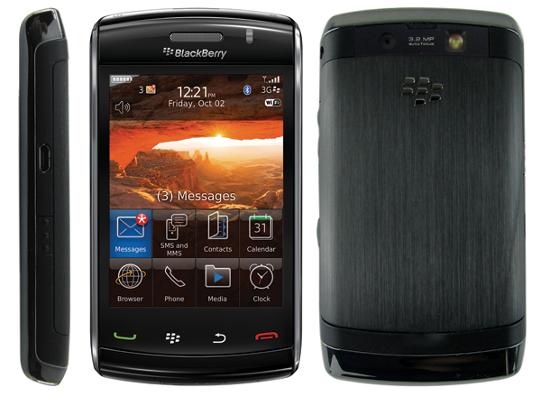BlackBerry 9550 Autoloader Download Link: FULL OS