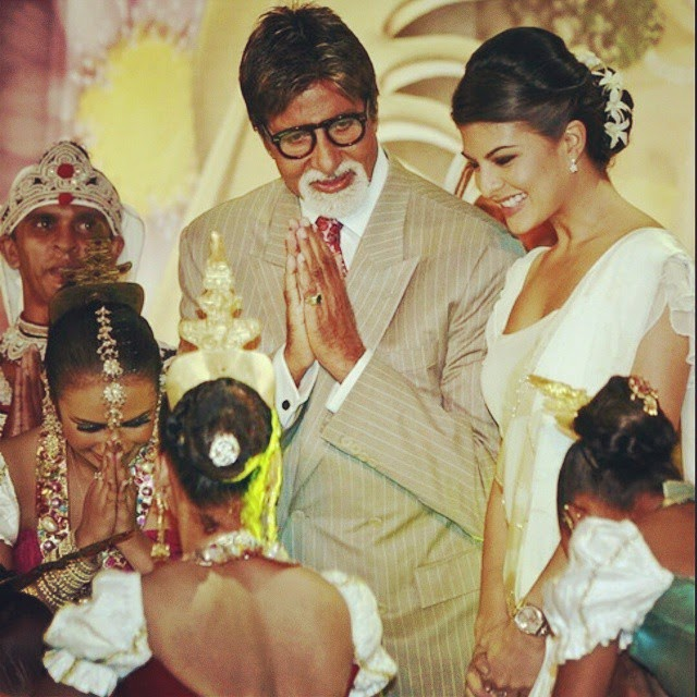 happy birthday sir.. amitabh ba cc ha an , legend , bollywood , india , sri lanka , blessed , honoured , alla din ,,  Jacqueline Fernandez Hot Pics from Events in Sexy Dresses