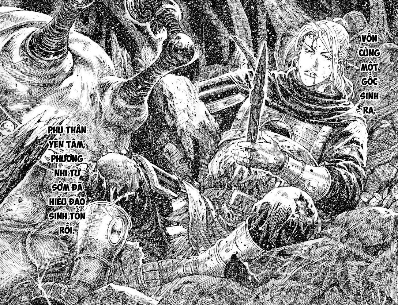 Hỏa phụng liêu nguyên Chương 351: Ma vương hoàn mộng [Remake] trang 14