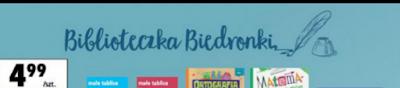 Biblioteczka Biedronki